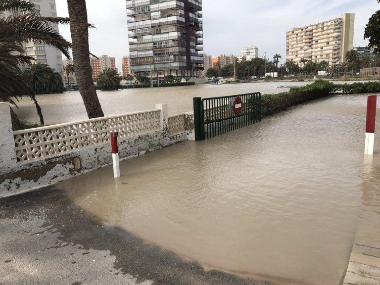 Повінь в Іспанії / Municipality of Alicante