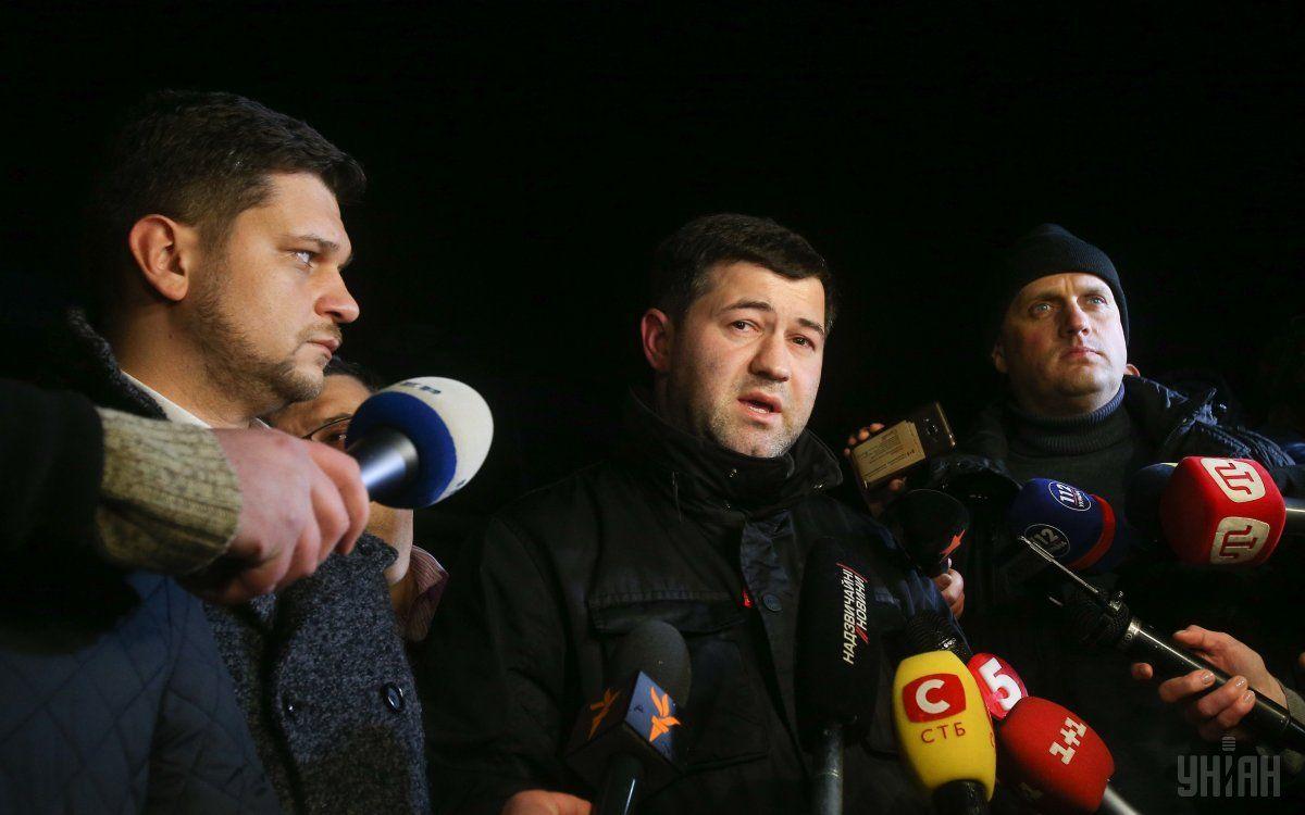 Насиров подчеркнул, что никогда не собирался бежать из Украины или скрываться / Фото УНИАН