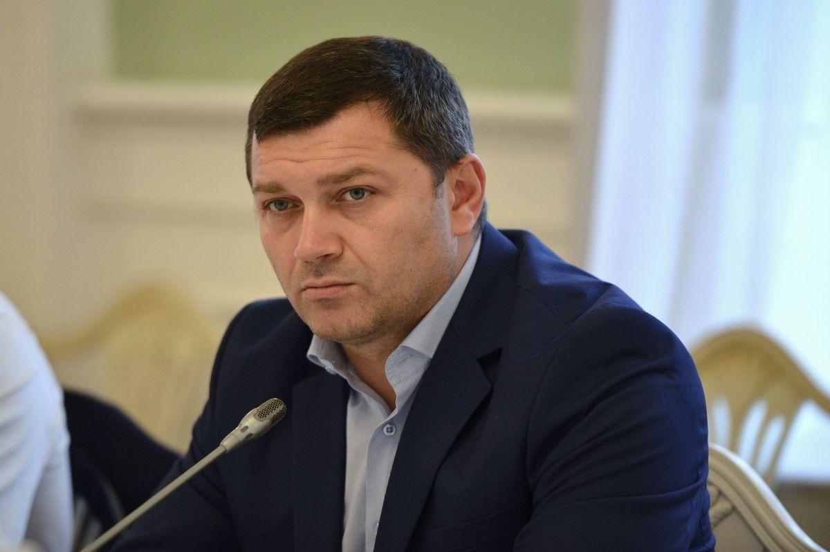 Заместитель председателя КГГА Николай Поворозник