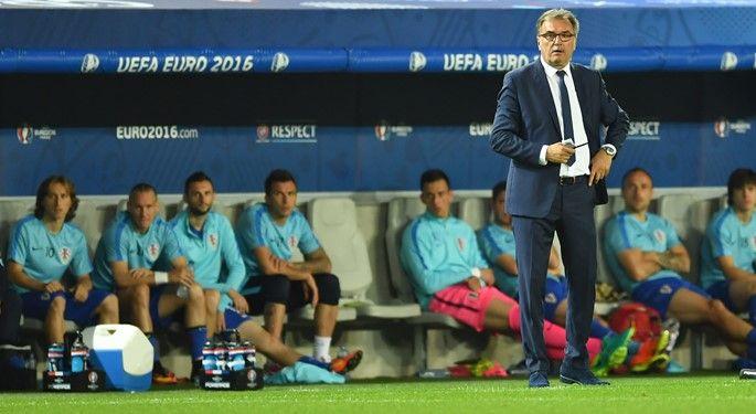 Тренерский штаб сборной Хорватии определился с составом / hns-cff.hr