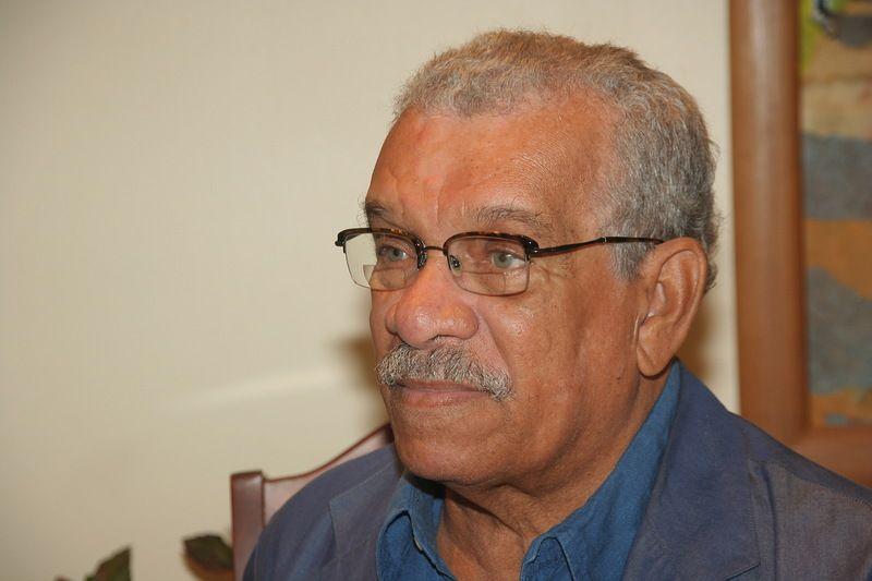 Умер лауреат Нобелевской премии по литературе Дерек Уолкотт / flickr.com/photos/theuwi