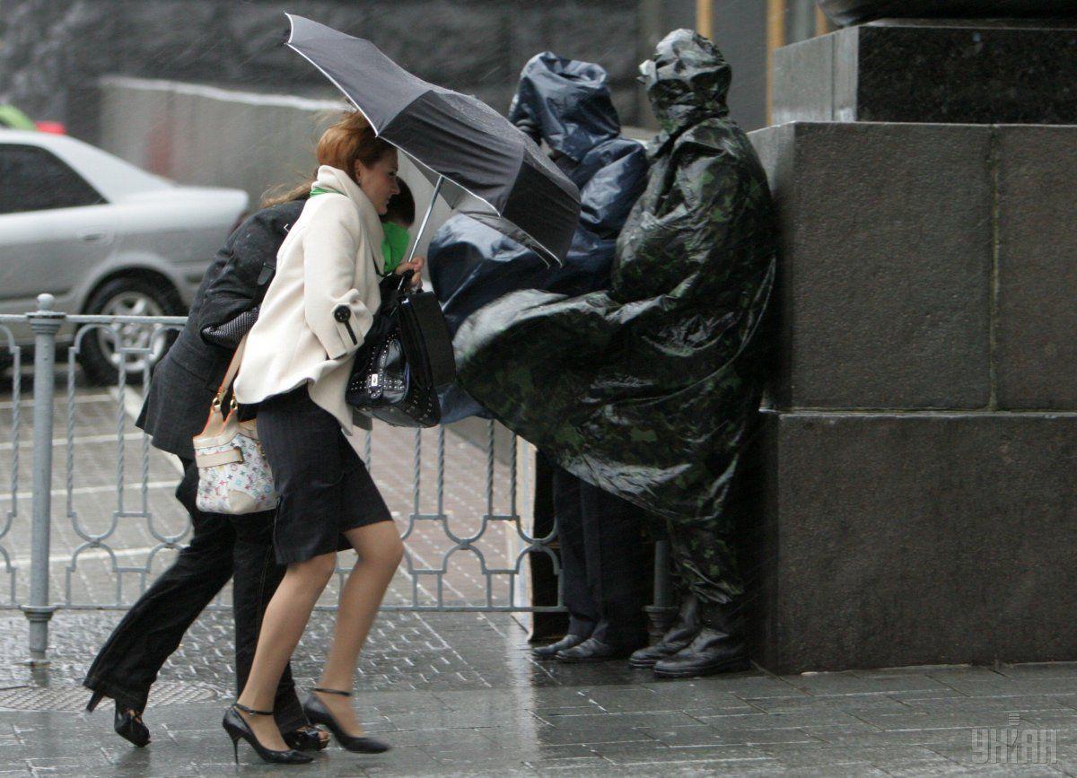 На этой неделе в Украине будет холодно / Фото УНИАН