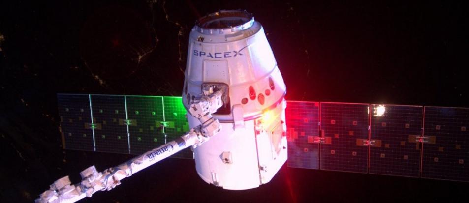 Миссия носит название CRS-16 \ @NASASpaceflight