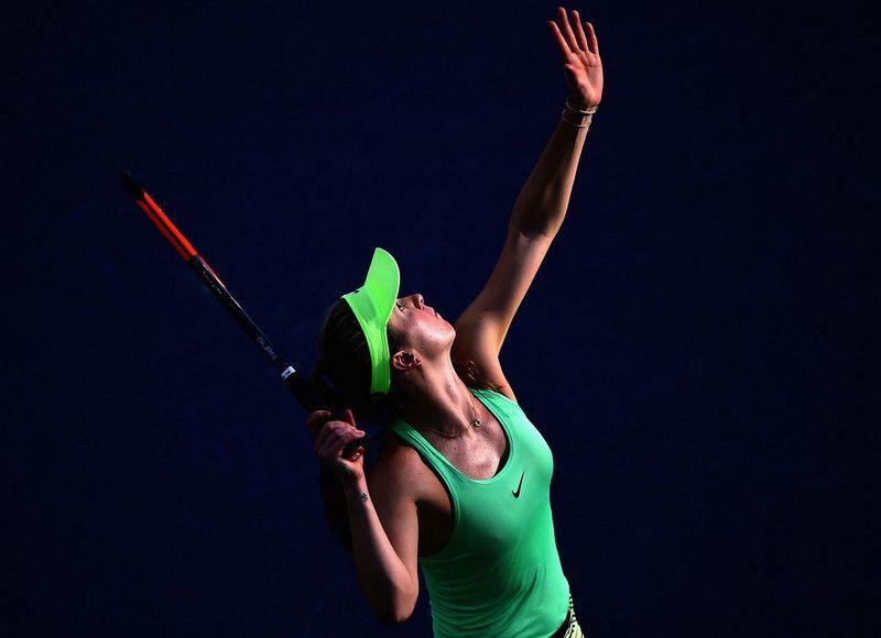 На соревнования в Бирмингем Свитолина едет, будучи в рейтинге пятой ракеткой мира / btu.org.ua