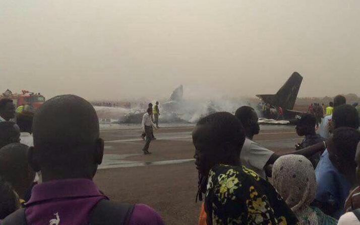 Авиакатастрофа в Судане / Young Commando
