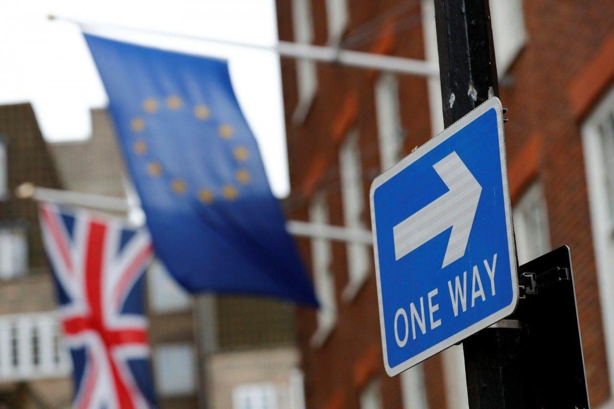 Британия завершила выход из ЕС 31 декабря / иллюстрация / REUTERS