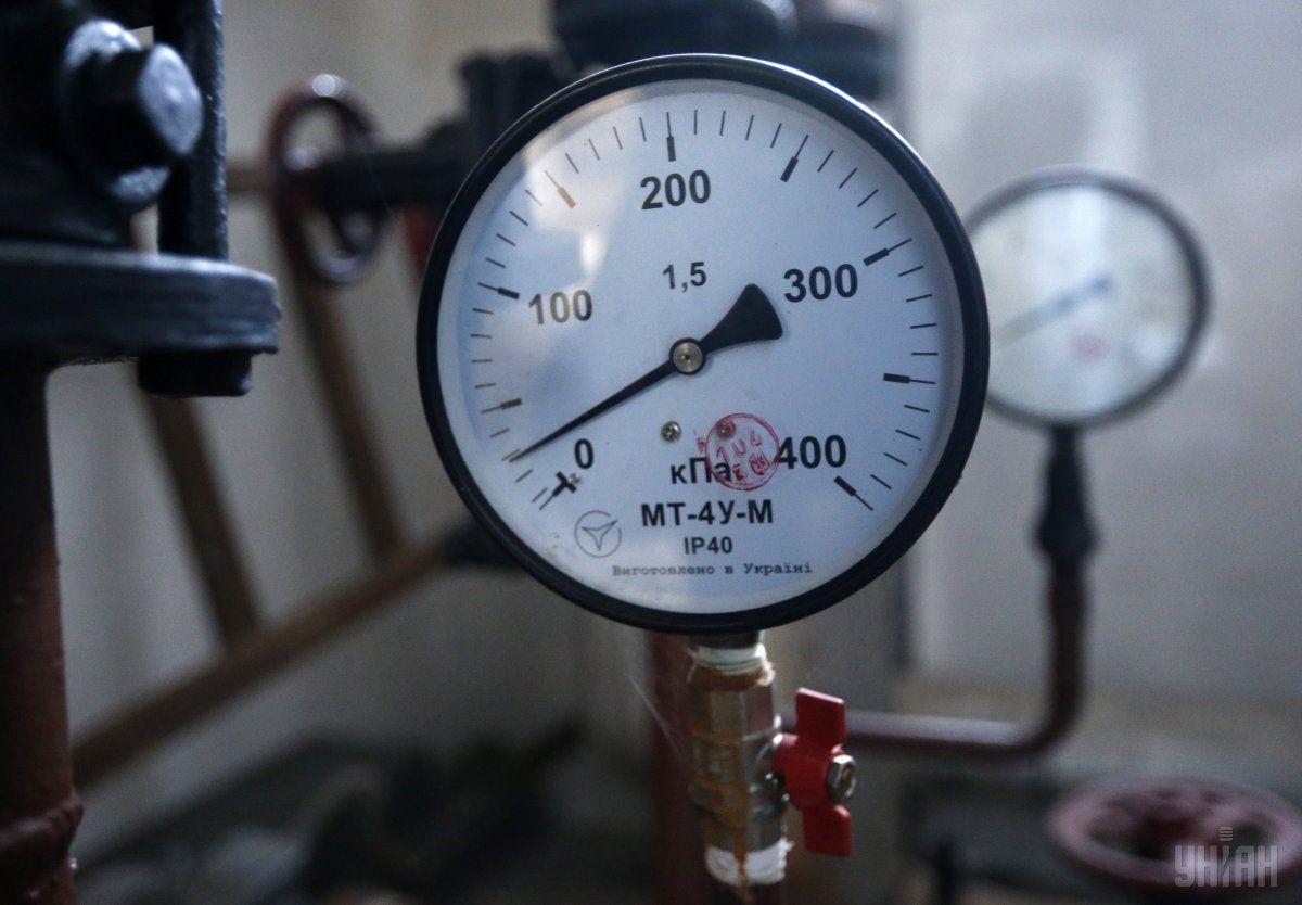Подан газ на первые 8 котельных из 20 / фото УНИАН