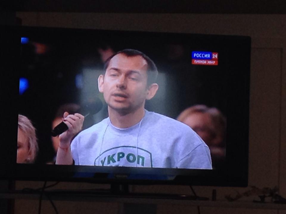 По суті претензій до Цимбалюка не було висунуто / Фото facebook.com/trybushna