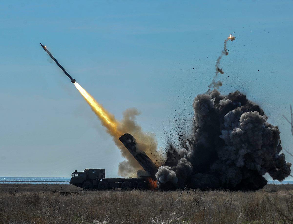 Згадав Турчинов й про українські ракети / facebook.com/strumkovskij