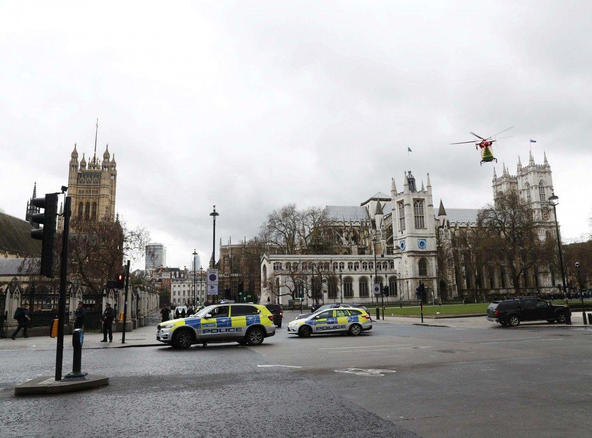 Теракт в Лондоне / REUTERS