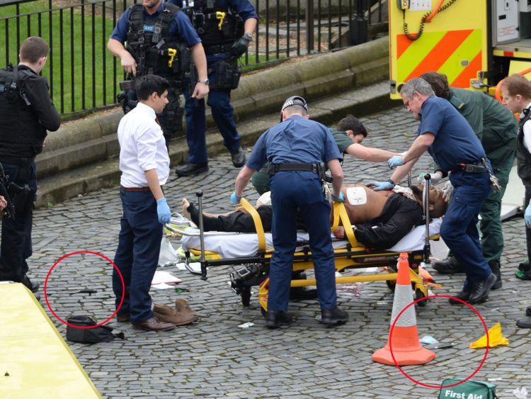 Всего во время террористической атаки пострадали представители 11 стран / news.sky.com