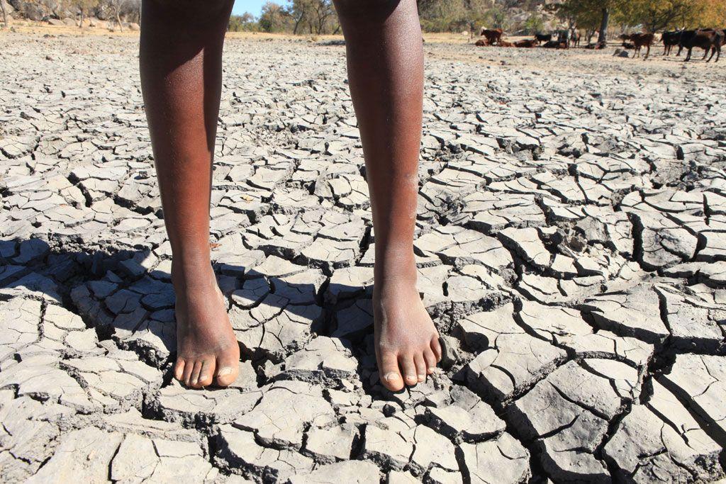 Науковці визначили тривалість посухи на Близькому Сході
