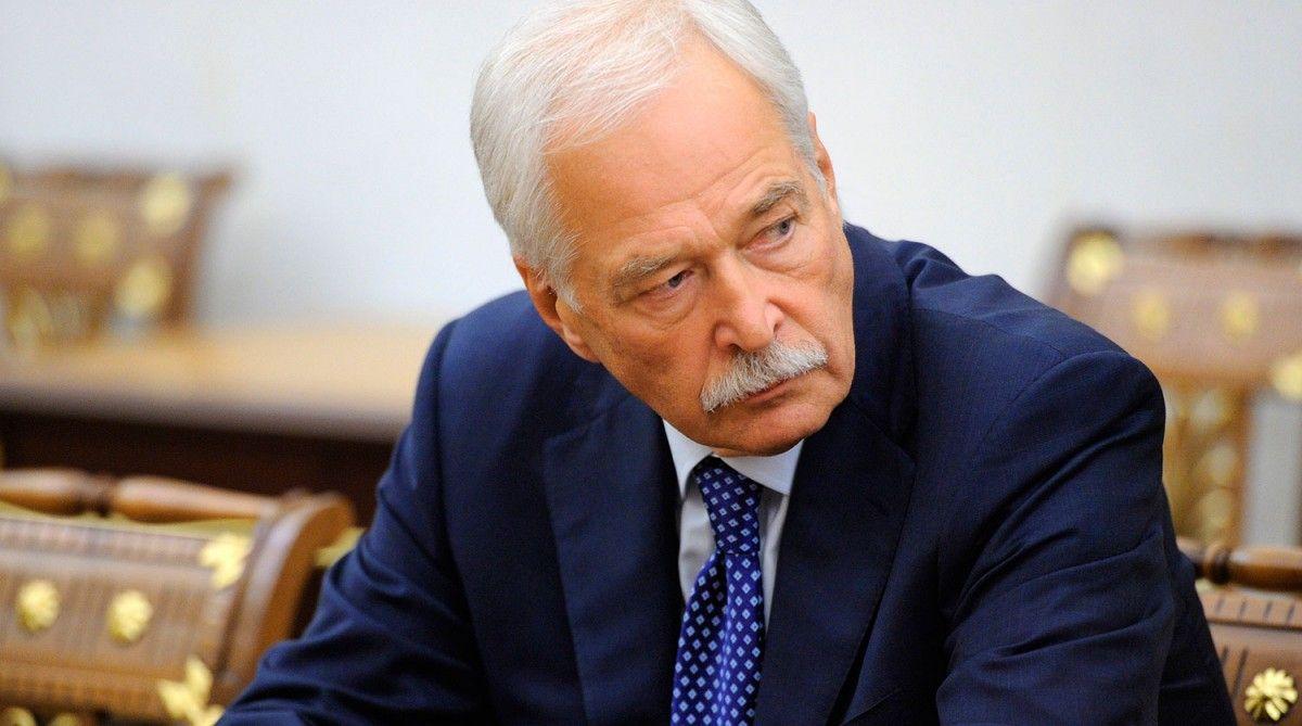 Boris Gryzlov / Aleksey Nikolskiy RIA Novosti