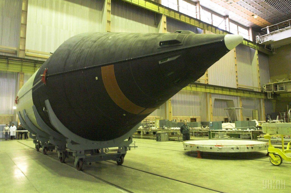 Украина и Турция обсуждают совместное изготовление ракет-носителей / фото УНИАН