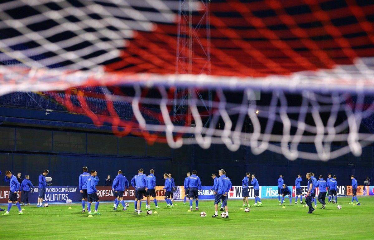Для Хорватии этот матч важен вдвойне / REUTERS