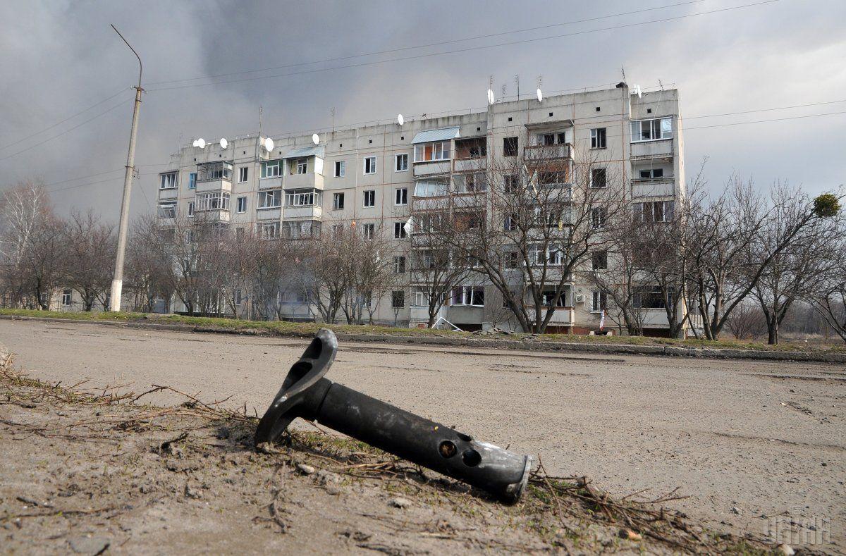 Три сектора Балаклее уже очищено от боприпасів / фото: УНИАН