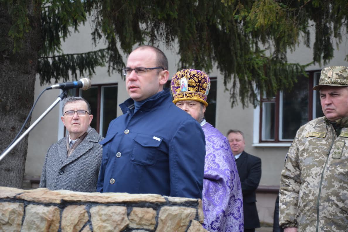 У ТОДА привітали військовослужбовців 2-го стрілецького батальйону військової частини 3002 / прес-служба ТОДА