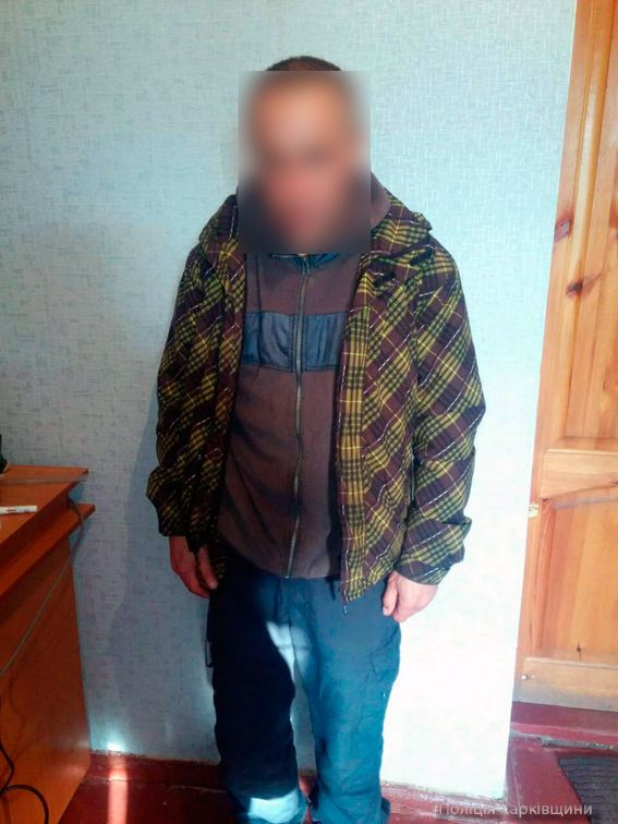 Поліція затримала мародера в Балаклії: чоловік пограбував школу