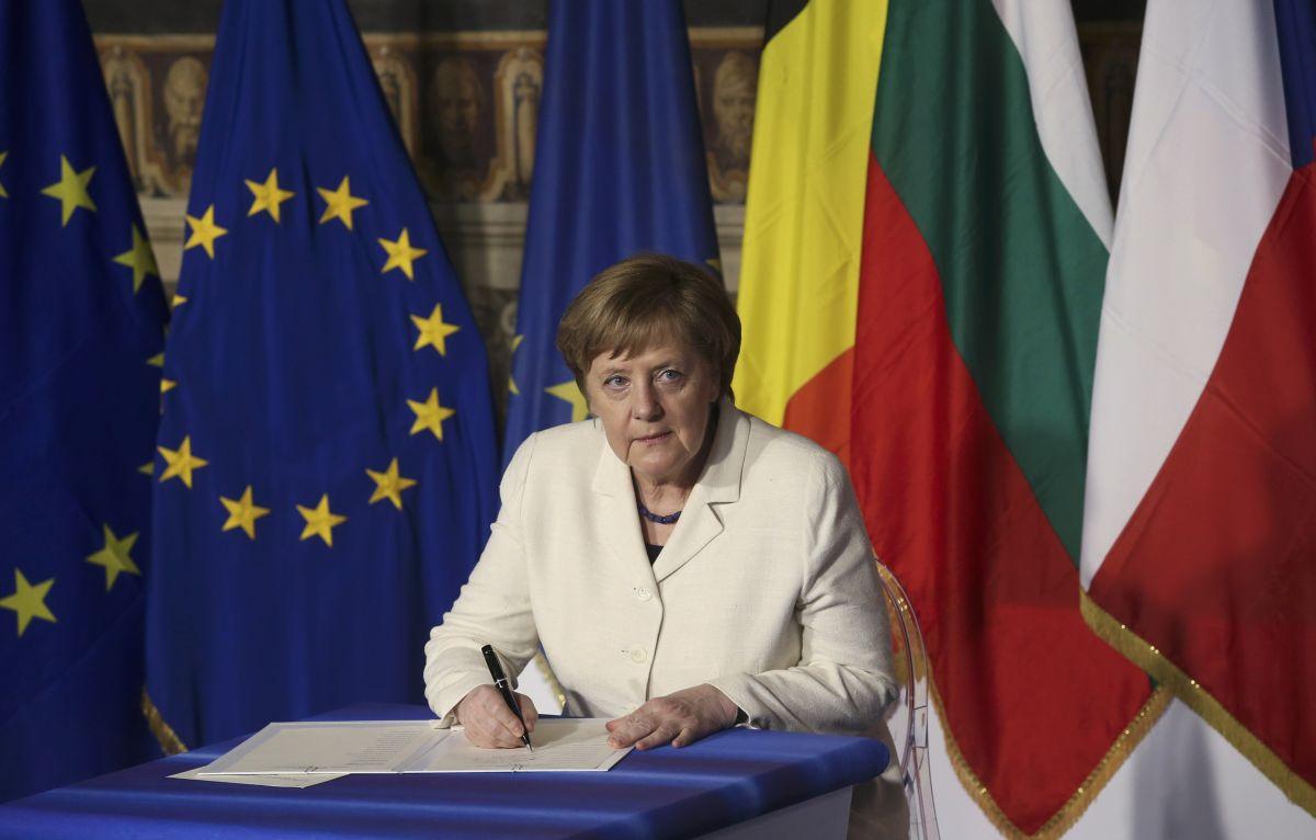 Меркель розповіла про допущені Євросоюзом помилки