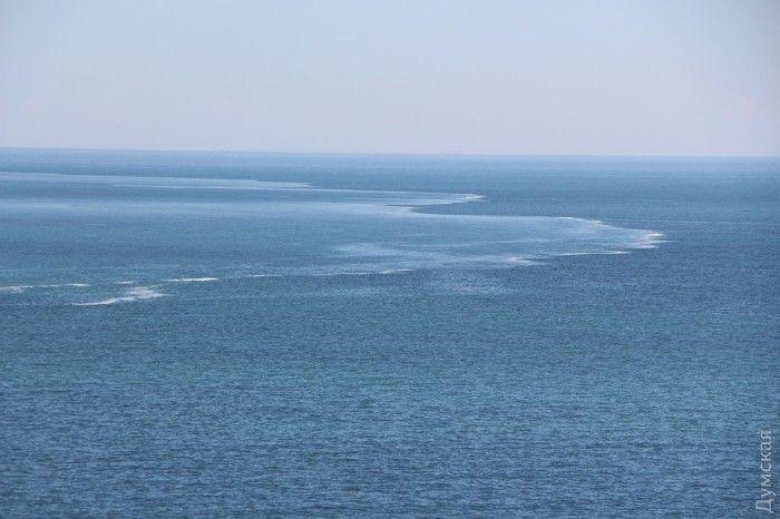 Цунамі зафіксували у морі біля Люстдорф / dumskaya.net