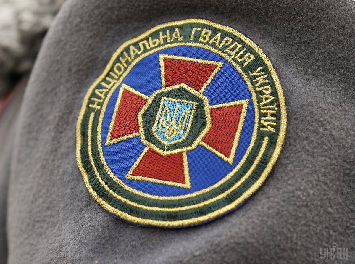 Национальная гвардия устроит патриотическую акцию ко Дню независимости / Фото УНИАН