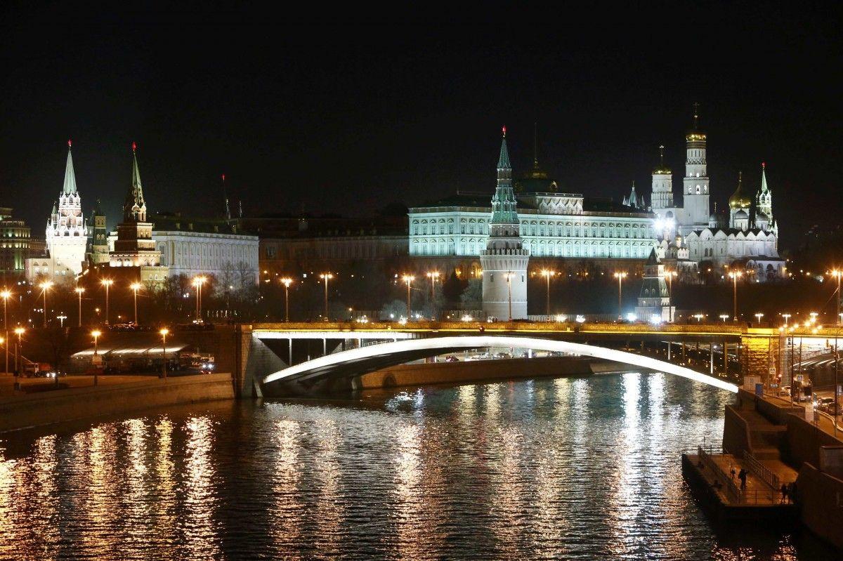 Вид на Кремль / REUTERS