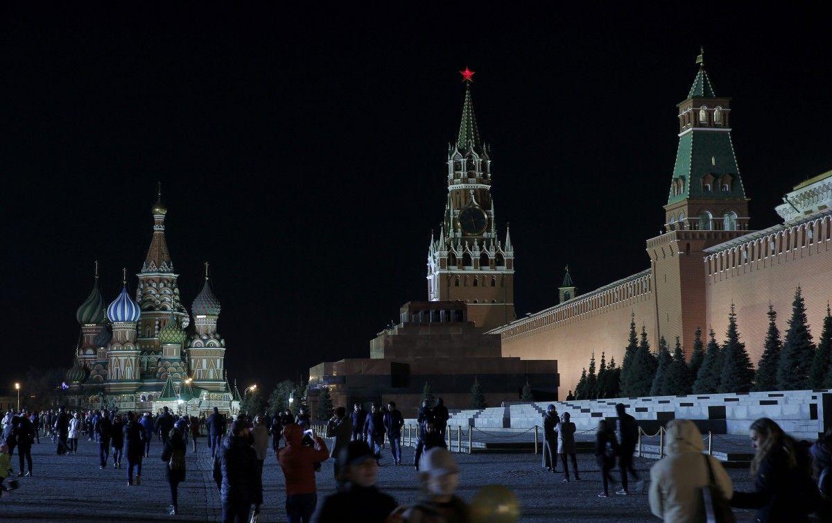 Красная площадь в Москве, иллюстрация / REUTERS