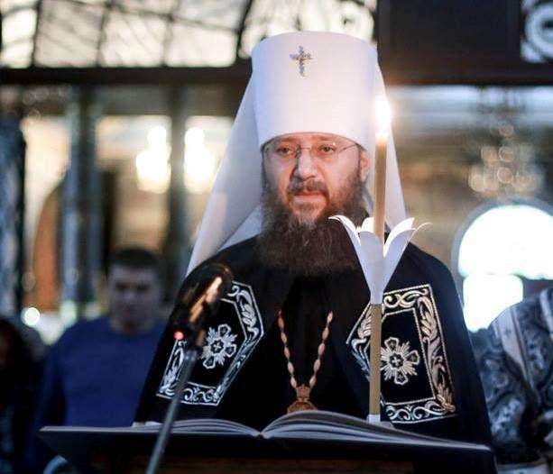 Митрополит Антоний / kdais.kiev.ua