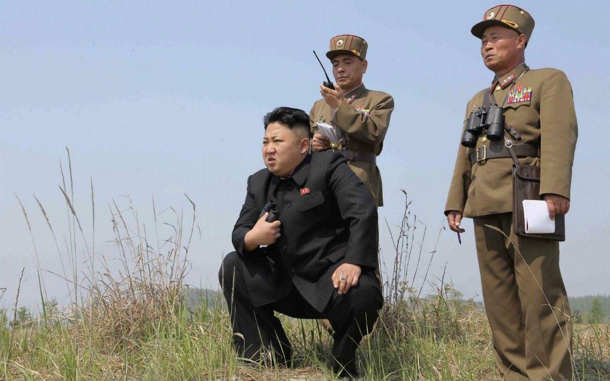 Вождь КНДР Ким Чен Ын /REUTERS