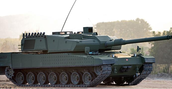 Altay MBT / Otokar