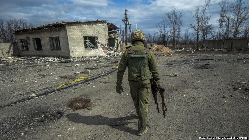 На жаль, двоє бійців АТО загинули неподалік Авдіївки / radiosvoboda.org