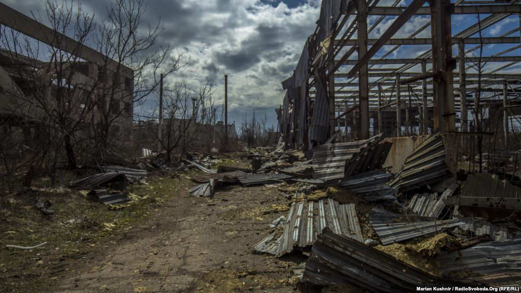 Серед українських воїнів бойових втрат немає / фото radiosvoboda.org