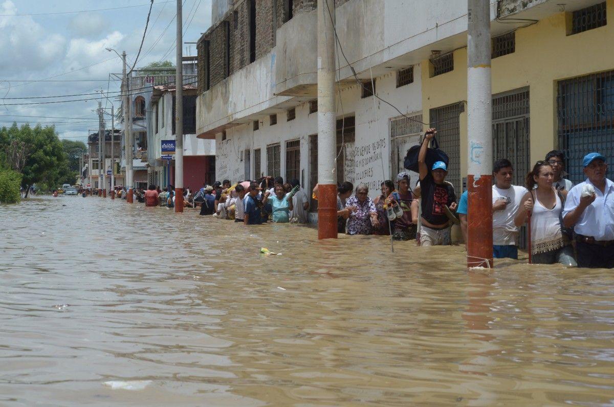 Повінь в Перу / Reuters