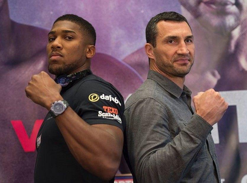 Опыт Кличко является его главным преимуществом / Boxingscene.com