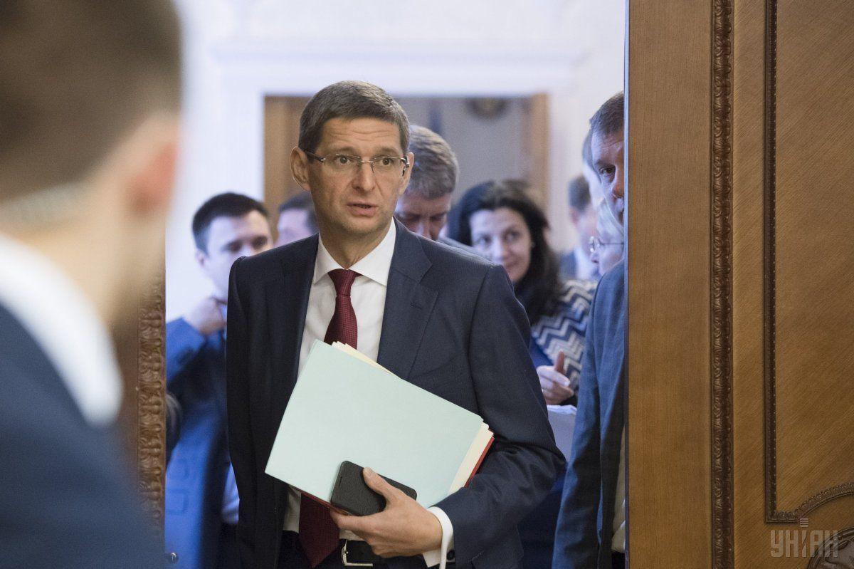 Ковальчукуволен с должности согласно поданному им заявлению / фото УНИАН