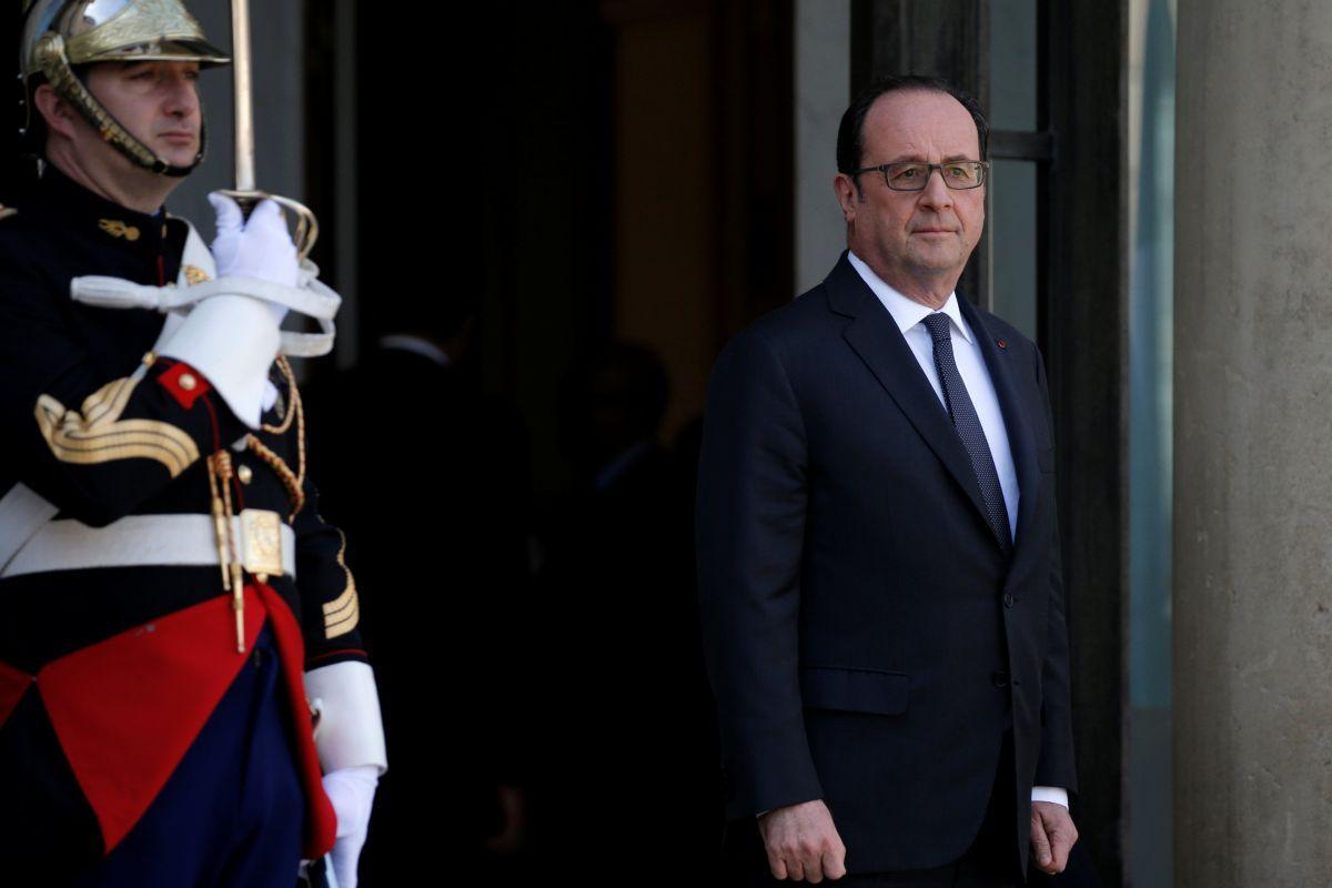 Франсуа Олланд \ REUTERS