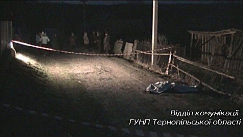 Чоловік убив сусіда після того, як той зробив заміри і вбив кілки