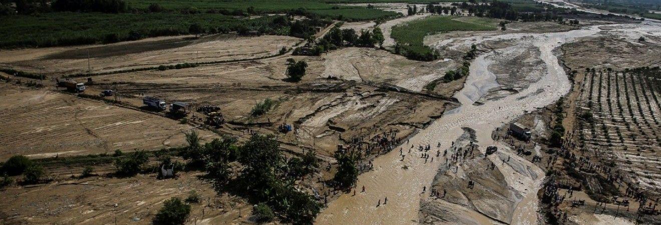 У ДР Конго жертвами повені стали 45 осіб