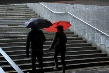 Погода на тиждень: в Україні пройдуть дощі, у п'ятницю очікується потепління (карта)