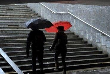 Завтра в Украине местами пройдут дожди, температура до +9° (видеопрогноз)