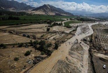В Кении в результате наводнений пострадали 210 тысяч человек