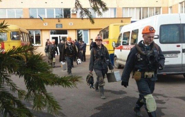 На Львівщині восьмеро гірників загинули внаслідок вибуху в шахті «Степова»