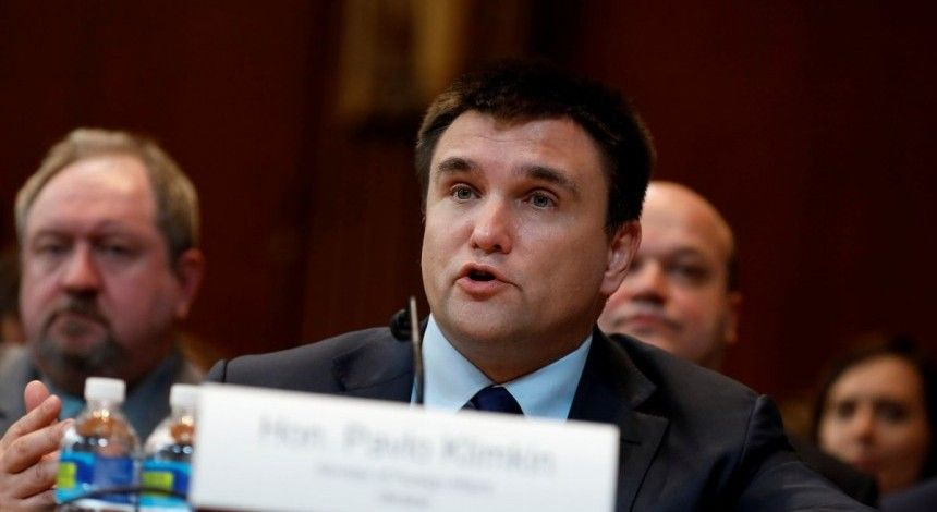 Klimkin: Russian occupation of Ukraine expands geographical area of nuke deployment