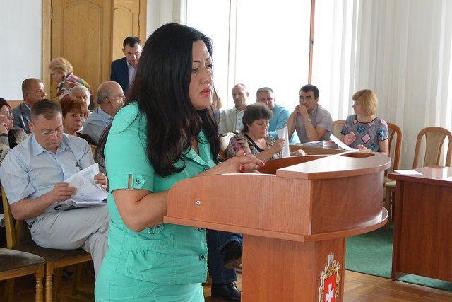 Вита Шаблий претендовала на должность директора Дубенского дома-интерната для граждан пожилого возраста и инвалидов / http://rivnepost.rv.ua