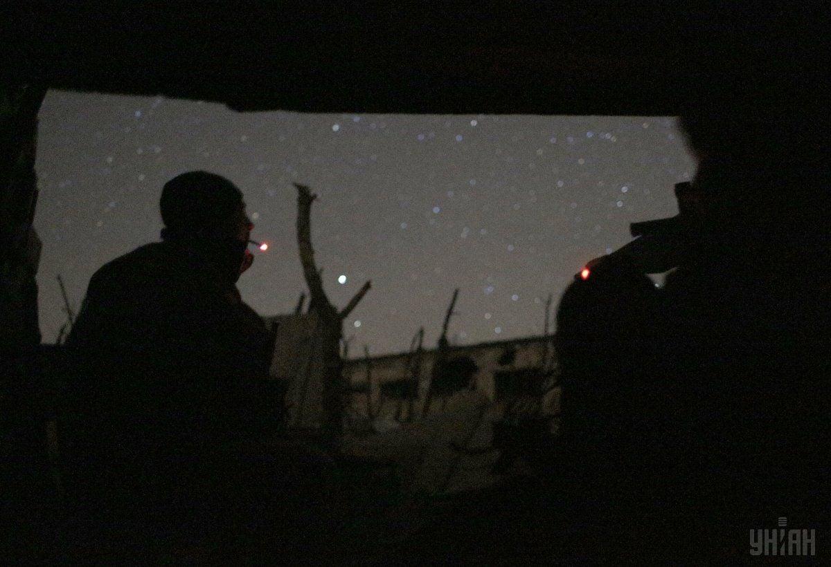 Террористы 21 раз обстреляли позиции сил АТО – штаб
