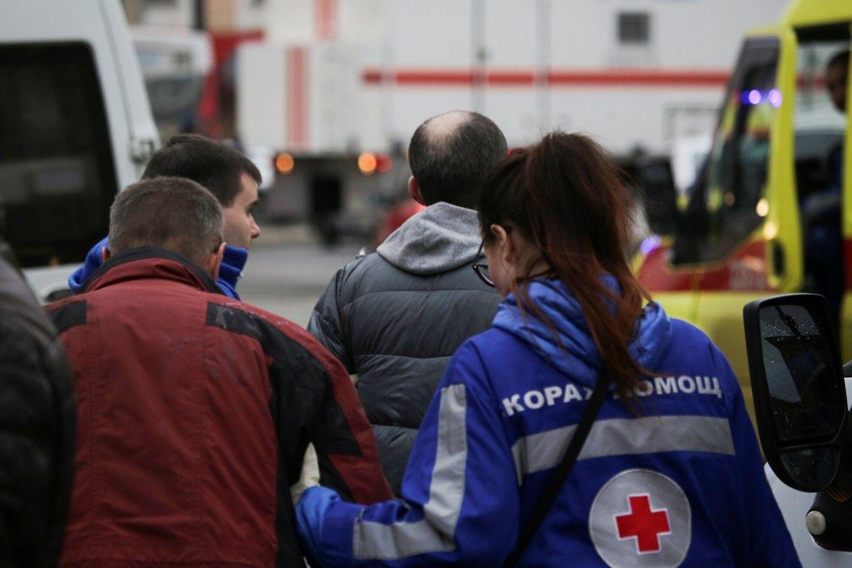 В метро Санкт-Петербурга произошел взрыв / REUTERS
