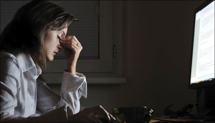 Усталость негативно влияет на умственные способности \ фото zeenews.india.com