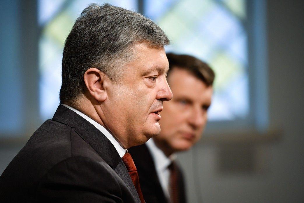 Порошенко сказал, что украинская культура понесла невосполнимую утрату / president.gov.ua