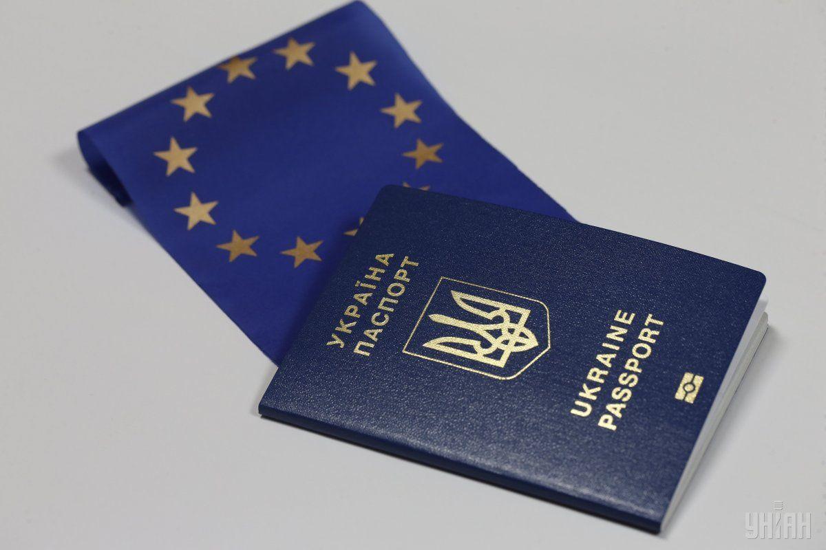 Интерес украинцев к поездкам в Европу резко подскочил / Фото УНИАН