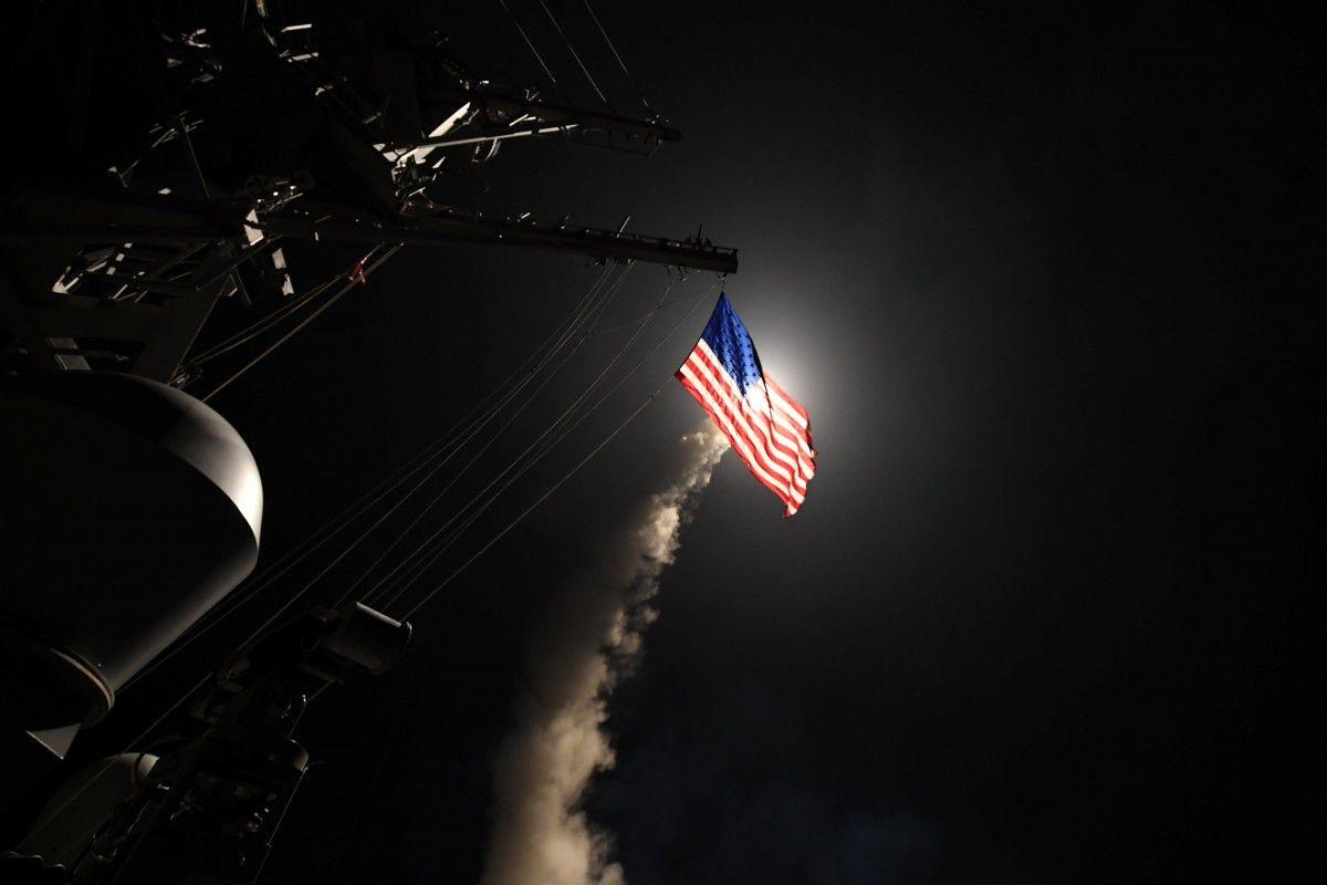 Коаліція США заперечує, що завдала удару по складу з хімзброєю в Сирії